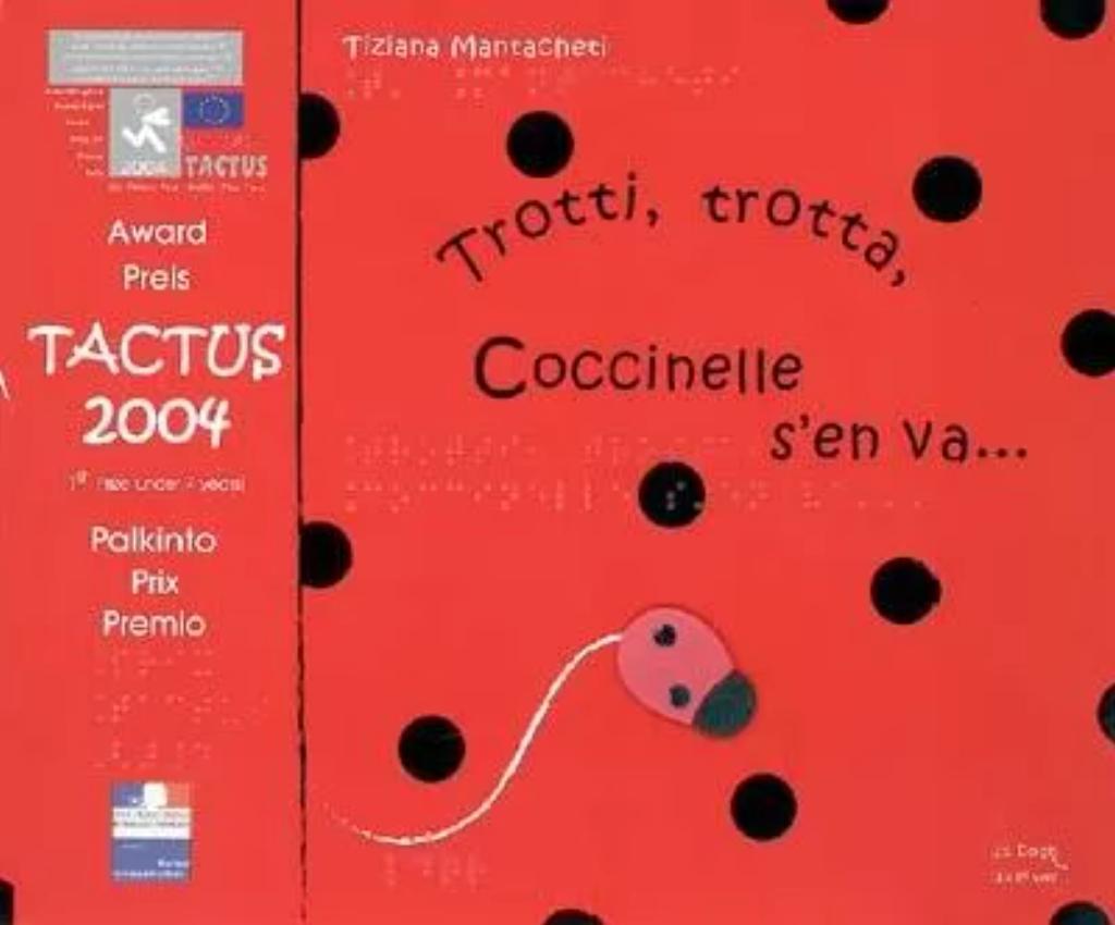 Trotti, trotta, Coccinelle s'en va... / Tiziana Mantacheti  