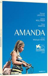 Amanda / Mikhaël Hers, réal. | Hers, Mikhaël. Monteur. Scénariste