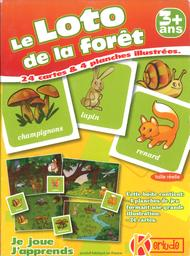 Le loto de la forêt  