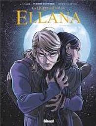 Ellana : L'envol / scénario Lylian   Lylian (1975-....). Auteur