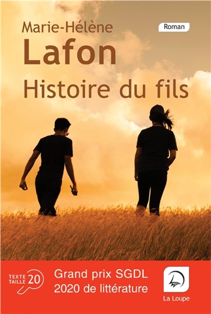 Histoire du fils / Marie-Hélène Lafon |