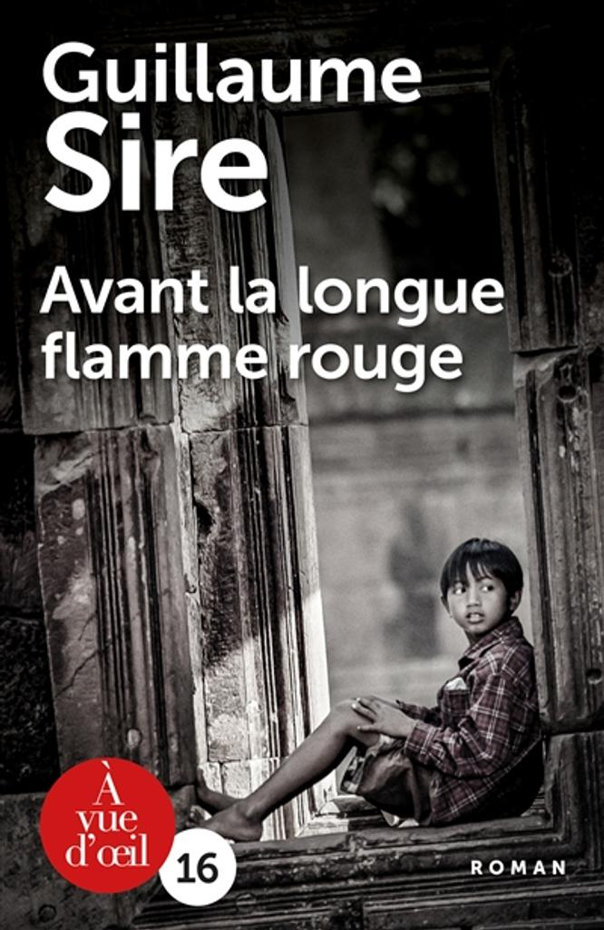 Avant la longue flamme rouge / Guillaume Sire  