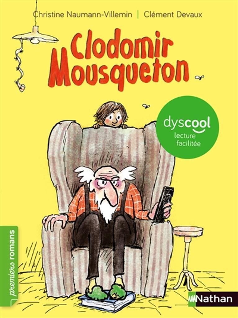 Clodomir Mousqueton / Christine Naumann-Villemin |