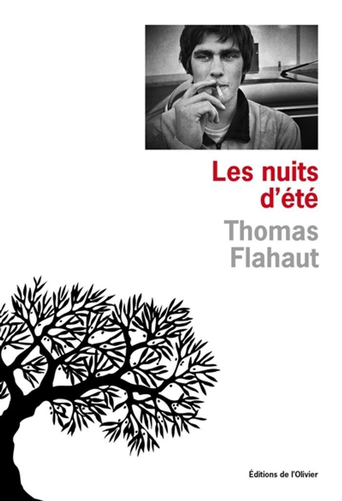 Les nuits d'été / Thomas Flahaut   Flahaut, Thomas (1991-....). Auteur