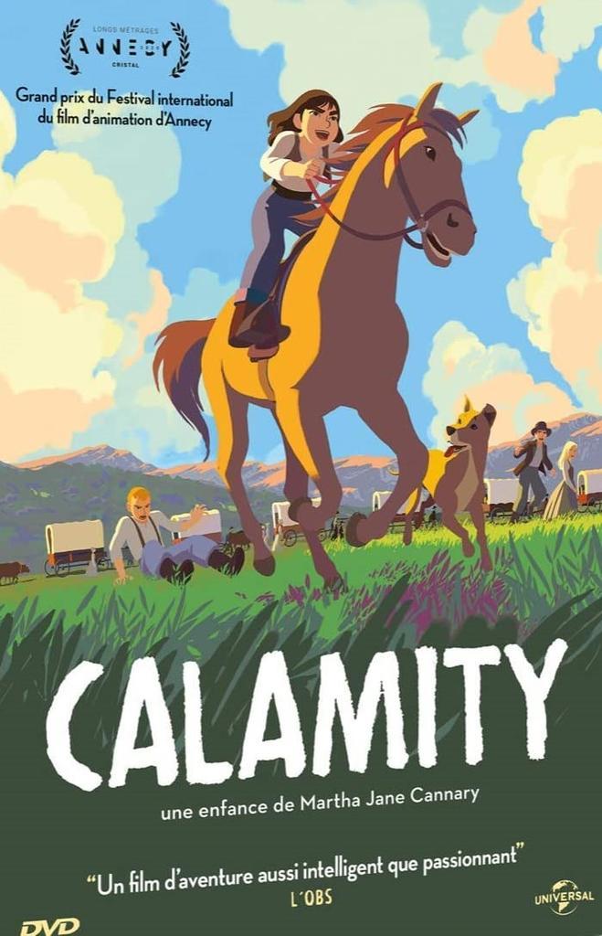 Calamity / Rémi Chayé, réal. |