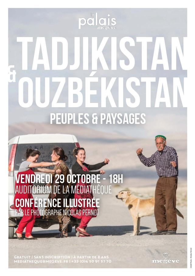 Tadjikistan et Ouzbékistan  